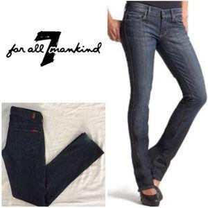Edie Low Rise Straight Leg Jean